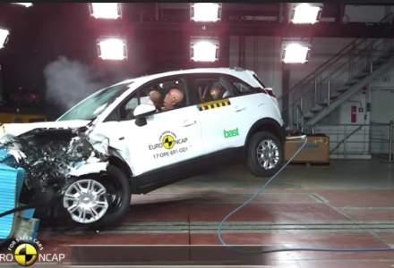 Cele mai sigure masini din 2017 la testele Euro Ncap