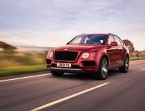 Bentley prezinta Bentayga V8