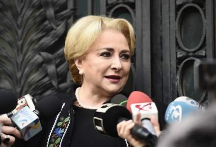 Viorica Dancila, propunerea PSD pentru functia de premier
