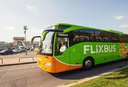 FlixBus a devenit profitabila in Europa. Cresterea a fost remarcabila si in Romania