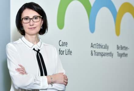 Skanska Property Romania o numeste pe Aurelia Luca in pozitia de managing director in locul lui Marcin Lapinski