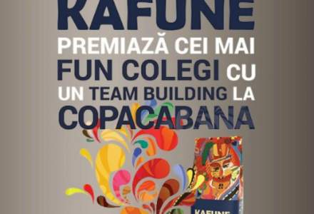 (P) Team building la Copacabana? Cu KAFUNE? Suna FUN!