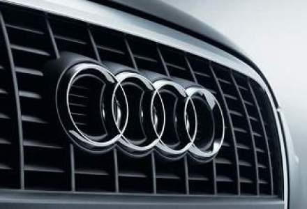 Chinezii au ajutat Audi sa bata un nou record de profit