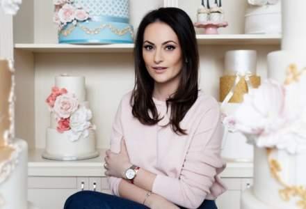 Grace Couture Cakes a vandut prajituri de lux de peste 1,2 milioane euro in cele doua cake shop-uri si la evenimente