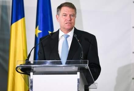 Klaus Iohannis solicita Parlamentului reexaminarea legii prin care Monitorul Oficial trece la Camera Deputatilor