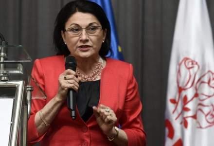 Ecaterina Andronescu acuza ca unii primari au platit drumul protestatarilor spre Bucuresti
