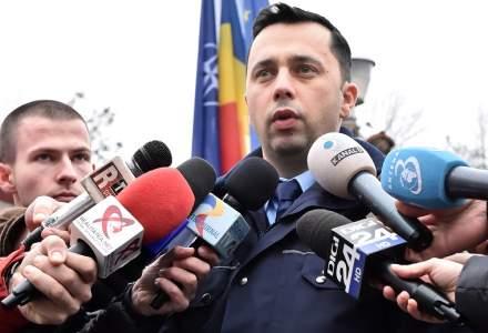 Jandarmeria: Reactia colegului nostru a fost determinata de modul de manifestare al persoanelor. Au loc verificari interne