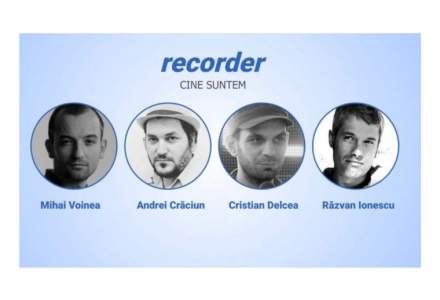 Interviu cu fondatorii Recorder.ro: despre fake news, manipulare si munca jurnalistului