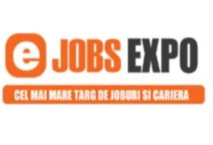 eJobs organizeaza cel mai mare targ de job-uri din tara. Vezi in ce domenii te poti angaja