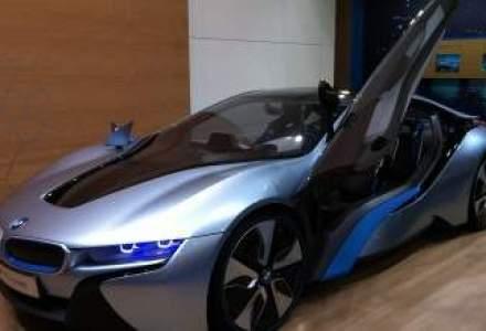 GENEVA LIVE: M-urile BMW, conceptele i3 si i8 mentin imaginea high class a marcii