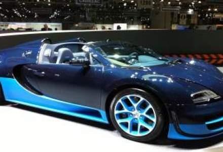 GENEVA LIVE: Bugatti a lansat cea mai rapida decapotabila din lume