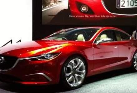 GENEVA LIVE: Debut european pentru Mazda Takeri