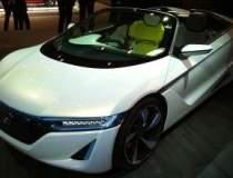 GENEVA LIVE: Honda dezvaluie...