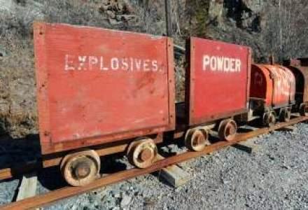 O parte din minerii de la Mina Lonea refuza sa intre in subteran