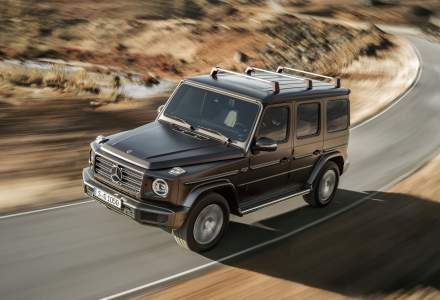 Mercedes-Benz lanseaza in iunie a doua generatie a Clasei G
