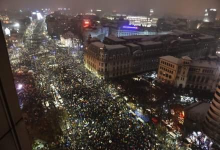 Cum se vede Romania sub inghetatul vant estic sau cum trateaza propaganda rusa protestele anticoruptie