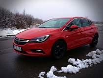 Test drive cu Opel Astra K si...