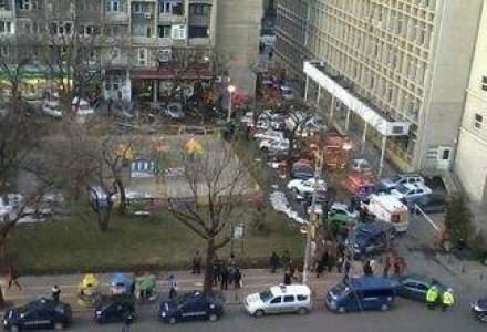 Impuscaturi si crime la un coafor din Capitala: Atacatorul e un politist