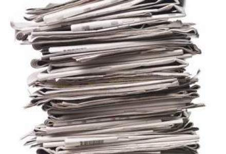 Cum a schimbat criza topul celor mai bine vandute ziare