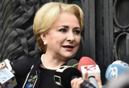 Premierul Viorica Dancila a anuntat structura guvernului