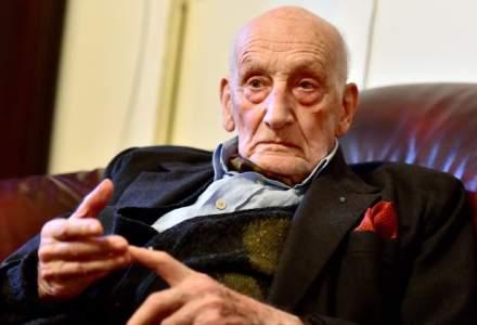 Istoricul Neagu Djuvara a fost inmormantat cu onoruri militare