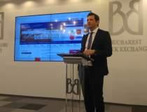 Obiectivele noului CEO BVB:...