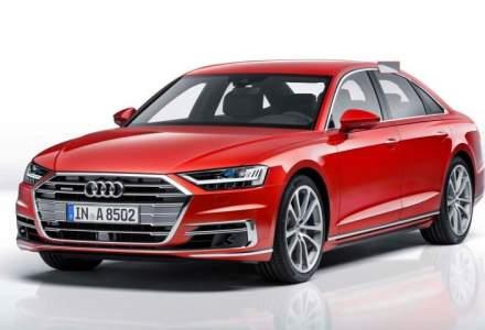 Softul de trucare a emisiilor de pe masinile Audi s-ar putea sa-i lase pe nemti fara modelul A8!