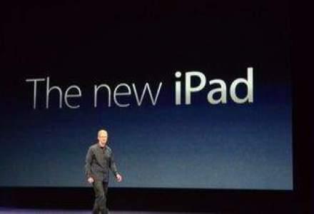 Noul iPad a fost lansat! Vezi toate detaliile si specificatiile tabletei Apple [VIDEO]