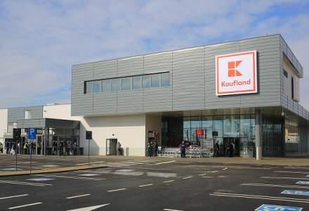 Kaufland, 100 de locuri de munca intr-un magazin nou. Reteaua ajunge la 118 hipermarketuri
