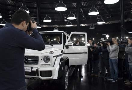 Ion Tiriac a cumparat un SUV Mercedes-Maybach G 650 Landaulet, de o jumatate de milion de euro