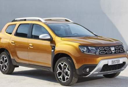 Inmatricularile de autoturisme noi marca Dacia, din ianuarie, au crescut cu peste 14% in Franta