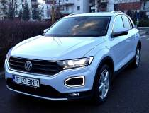 Test Drive cu Volkswagen...