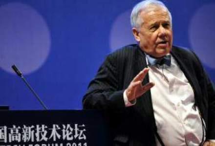 INTERVIU Jim Rogers, partenerul de afaceri al lui Soros: despre China, pretul petrolului si viata in Singapore