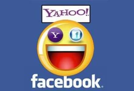 Un nou razboi intre gigantii IT: Yahoo da in judecata Facebook