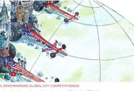 Cele mai competitive orase: Aici trebuie sa te zbati ca sa iti faci o afacere