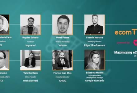 Conversii mai multe, platforme eCommerce mai eficiente, marketing modern: ecomTEAM 2018
