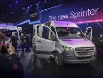 Noul Mercedes-Benz Sprinter a...