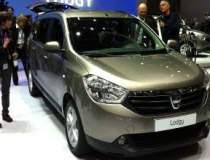Dacia Lodgy va reprezenta...
