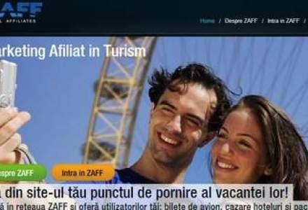 Zitec mizeaza pe comenzi de 0,4 mil. euro dupa ce a lansat reteaua de marketing afiliat Zaff.ro