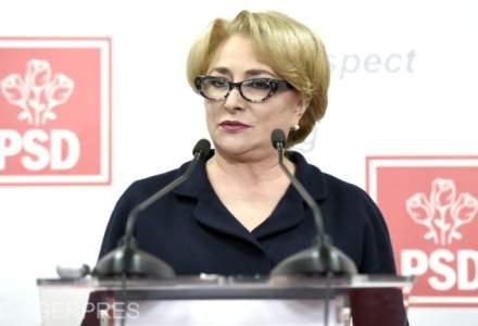 Premierul Dancila, intrebata daca Valcov va fi demis: Nu am abandonat niciodata un membru al echipei mele care trece printr-un moment dificil