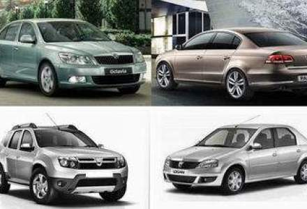 Campioni in UE la cresterea pietei auto. Ce au inmatriculat romanii