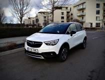 Test drive cu Opel Crossland...