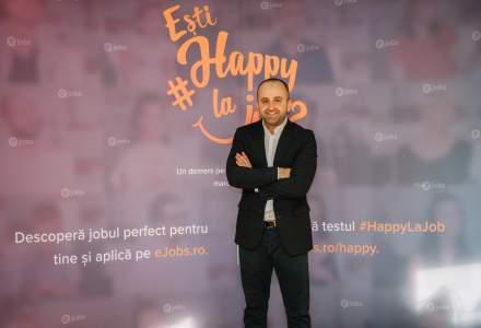 Bogdan Badea este noul CEO al eJobs Romania
