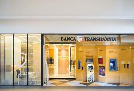 Banca Transilvania raporteaza un profit mai mic, sub influenta tranzactiei Visa din 2016, dar a dat credite noi de aproape 13 miliarde lei