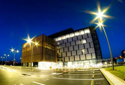 GALERIE FOTO: Cum arata noul sediu central al Lidl Romania, in care lucreaza 312 angajati