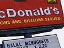 Presedintele McDonald's isi...