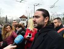 Protest anti-Iohannis la...