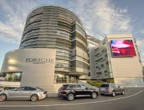 Porsche Romania, cel mai mare...