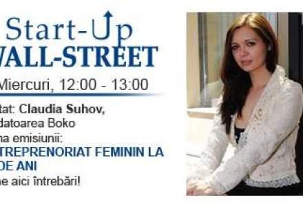 Antreprenoriat feminin: O intreprinzatoare de 22 de ani construieste un business de zeci de mii de euro pentru copii