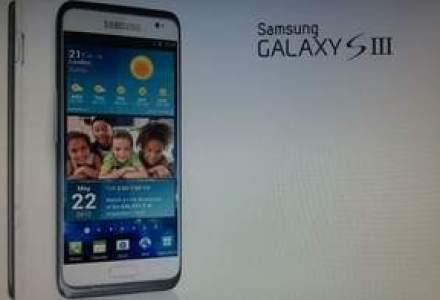 Asa va arata Samsung Galaxy S3